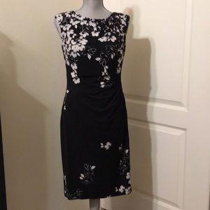 Ralph Lauren Sheath Dress Size 6